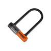 Kryptonite Evolution LITE Mini-6 Zapięcie kablowe pomarańczowy/czarny